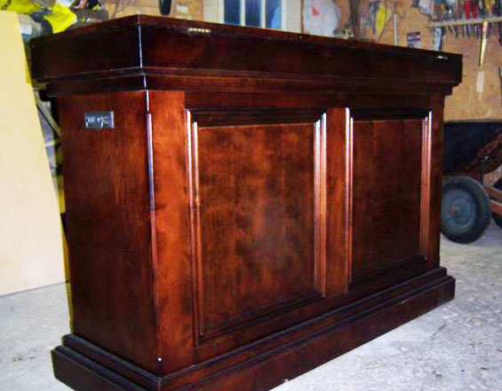 Classic touch custom furniture gallery for Classic house furniture galleries